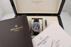 Patek Philippe Jahreskalender Chronograph Ref. 5960 Platin