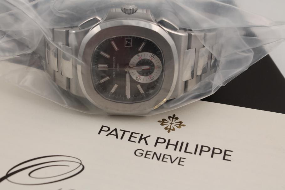 Patek Philippe Nautilus Chronograph Stahl