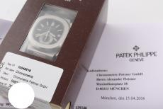 Patek Philippe Nautilus Ref. 5980/1A-001