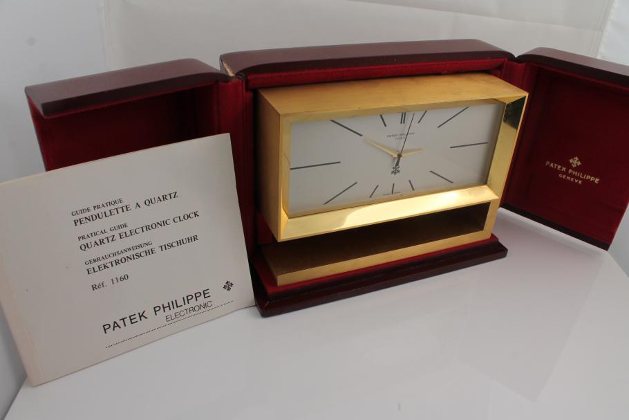 Patek Philippe Table-Clock Ref. 1160