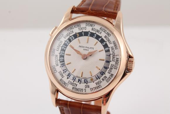 Patek Philippe World Time Ref. 5110 Rosegold