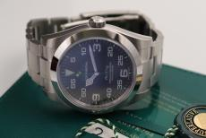 Rolex Air King Ref.116900 unworn 2020