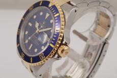 Rolex Blue Submariner Date