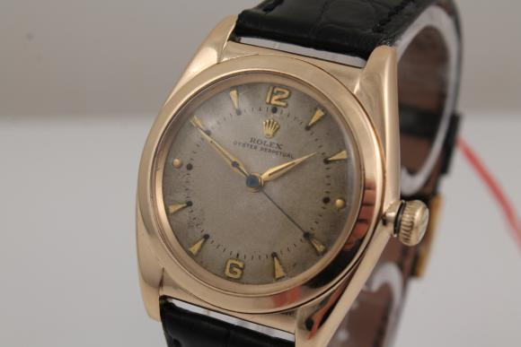 Rolex Bubble Back
