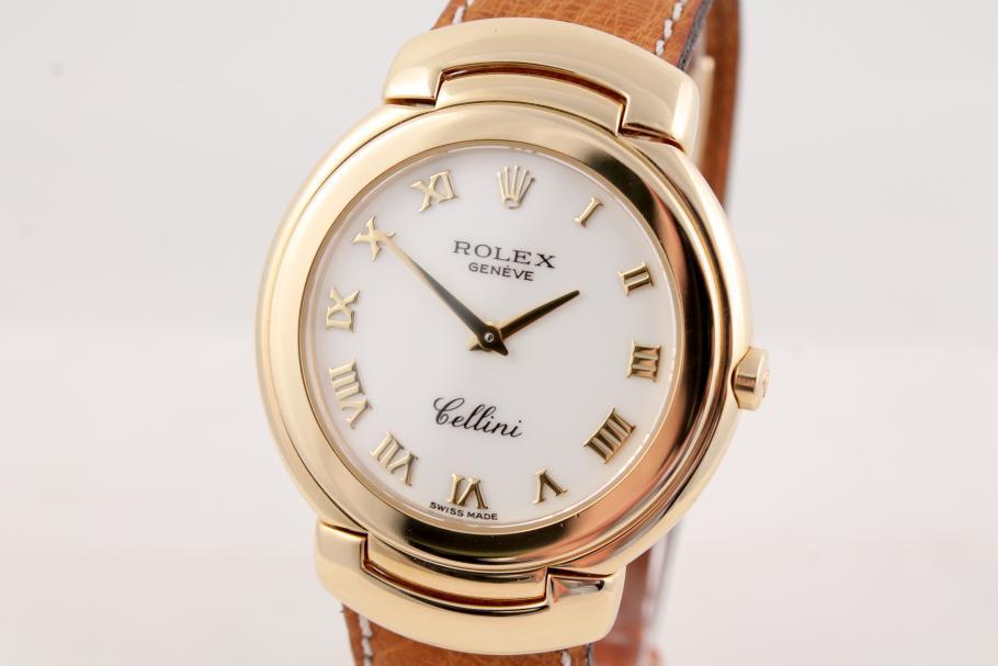 Rolex Cellini 18K Gelbgold