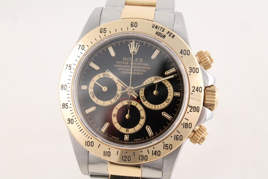 Rolex Cosmograph Daytona in Stahl/ Gold