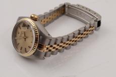 Rolex Date Lady Stahl/Gold