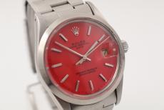 Rolex Date Stahl