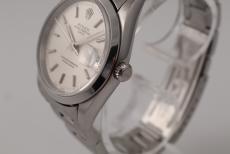Rolex Date Stahl 34mm
