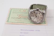 Rolex Date mit Plexiglas Ref. 1501