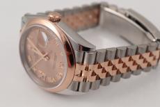Rolex Datejust 36 Everose/ Stahl 2018!