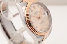 Rolex Datejust 36 Everose/ Stahl