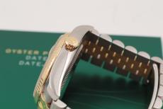 Rolex Datejust 36 in Stahl/ Gold