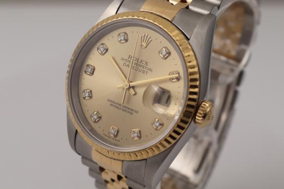 Rolex Datejust 36 steel/ gold Ref. 16233