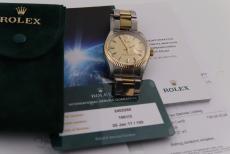 Rolex Datejust 36mm Rolex Service 2017