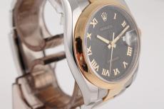 Rolex Datejust 36mm Stahl/ Gold ungetragen