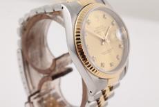 Rolex Datejust 36mm Stahl/ Gold/ Jubileeband
