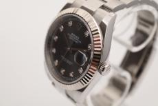 Rolex Datejust 41 Ref.126334 Grey-Dia unworn