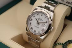 Rolex Datejust 41mm Ref.126334 unworn