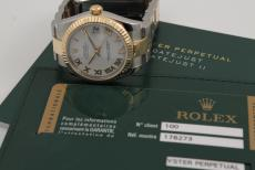 Rolex Datejust Damen Medium