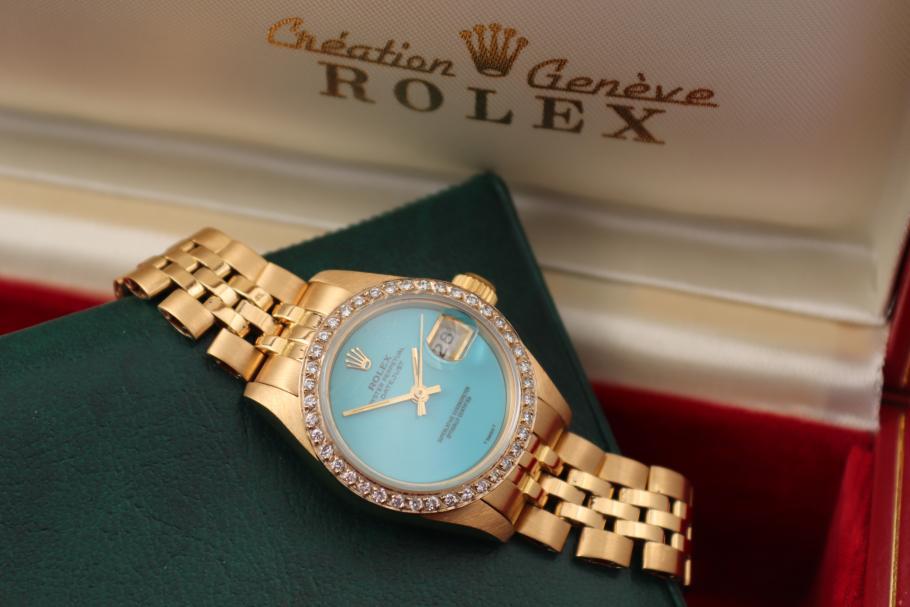 Rolex Datejust Lady 26mm Yellowgold