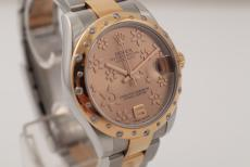 Rolex Datejust Lady 31 Everose/ Stahl