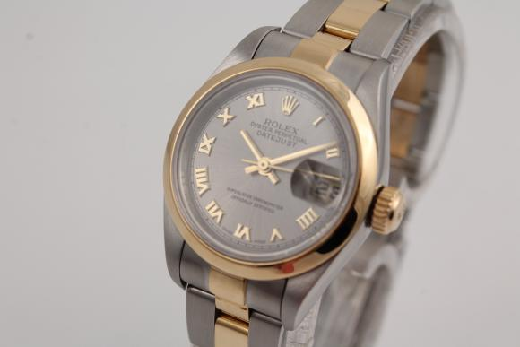 Rolex Datejust Lady Stahl/ Gold