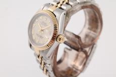 Rolex Datejust Lady mit Saphirglas