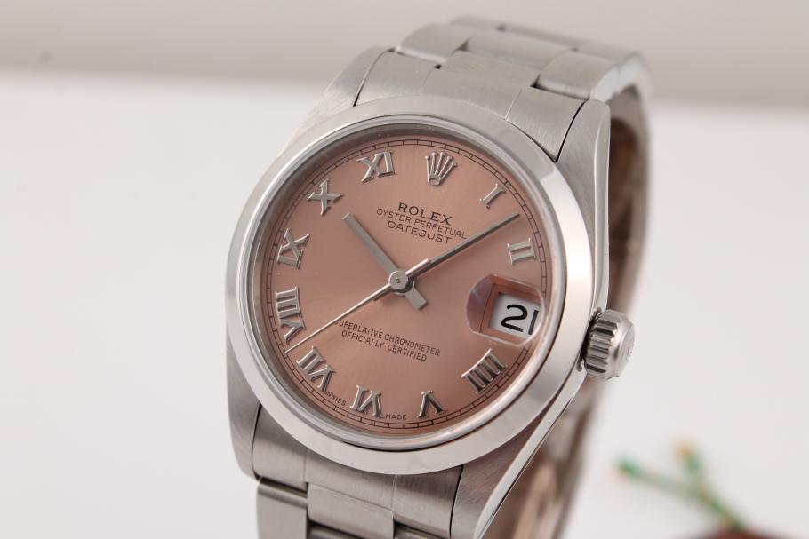 Rolex Datejust Medium 31mm mit Originalpapieren