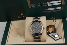 Rolex Datejust Medium Oyster - Floral