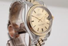 Rolex Datejust Medium Stahl/ Gold