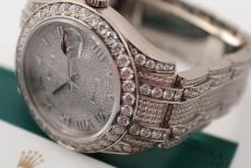 Rolex Datejust Pearlmaster 39 Whitegold