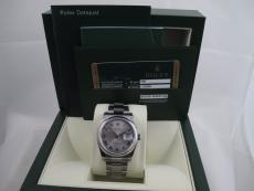 Rolex Datejust Ref. 116200 aus 2012