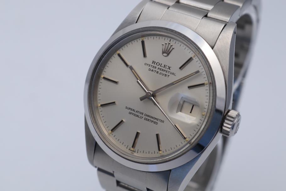 Rolex Datejust Ref. 16000 Oyster
