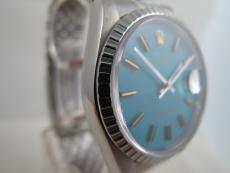 Rolex Datejust Ref. 16220 blue