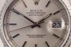 Rolex Datejust Steel Ref. 16220