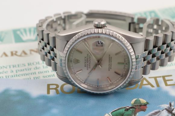Rolex Datejust Steel Ref. 16220