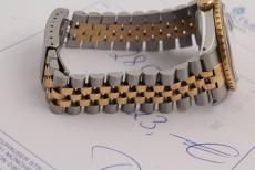 Rolex Datejust Turn-O-Graph Stahl / Gold