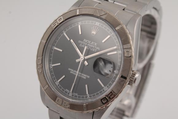 Rolex Datejust Turn-o-Graph Ref. 16264
