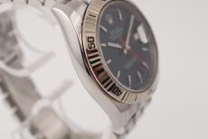 Rolex Datejust Turn-o-Graph blue