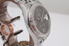 Rolex Datejust floral Bronze