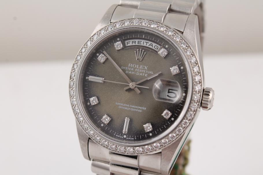 Rolex Day-Date Platin