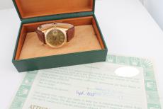 Rolex Day-Date Ref. 18038 mit Originalpapieren