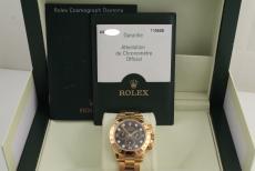 Rolex Daytona Gelbgold