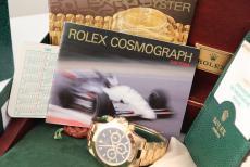 Rolex Daytona Gelbgold Ref. 16528