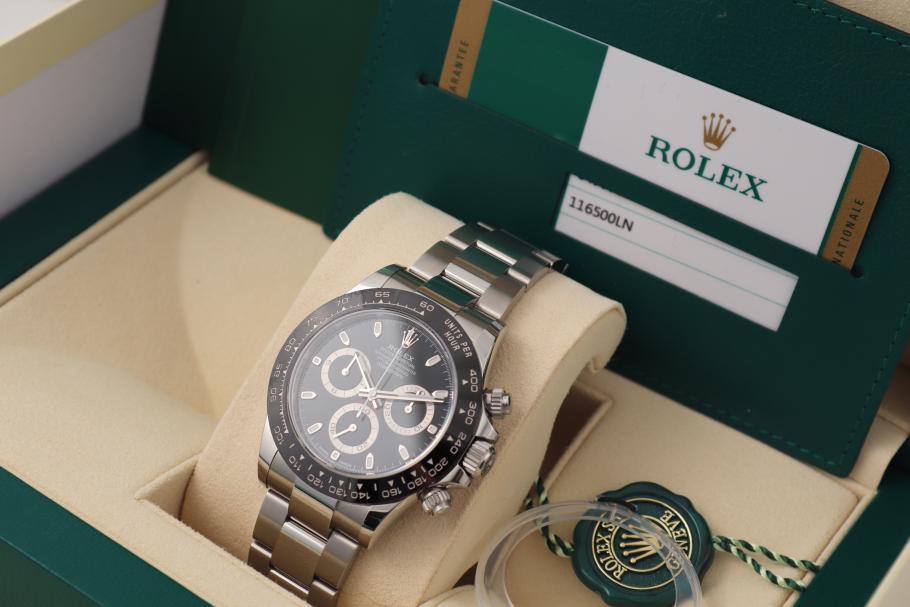 Rolex Daytona Ref. 116500/ unworn