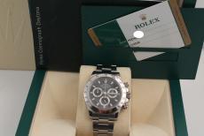 Rolex Daytona Stahl