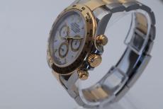 Rolex Daytona Stahl/Gold unworn