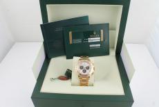 Rolex Daytona in Gelbgold Ref. 116528