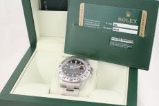 Rolex Explorer II Ref. 16570 schwarzes Blatt